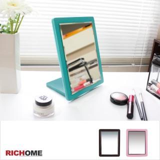 【RICHOME】LINCON 維琪桌上鏡(3色)