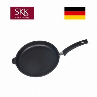 【德國SKK】Titanium 2000 Plus 鑄造平底鍋28cm