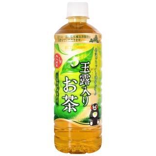 【Pokka】玉露綠茶飲料(600ml)