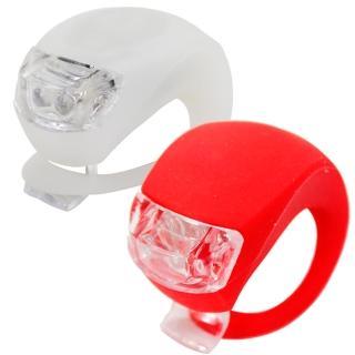 【omax】酷炫青蛙燈-4入-紅2入+白2入(12H)