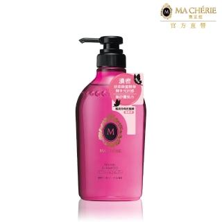 【瑪宣妮】瑪宣妮莓果珍珠洗髮精-蓬鬆感 450mL