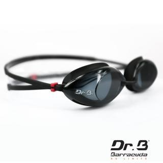 【美國巴洛酷達Barracuda】光學度數泳鏡巴博士Dr.B(#32295 RACER)