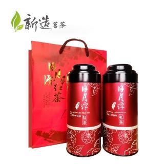 【新造茗茶】日月潭手採阿薩姆紅茶(100g*2罐)