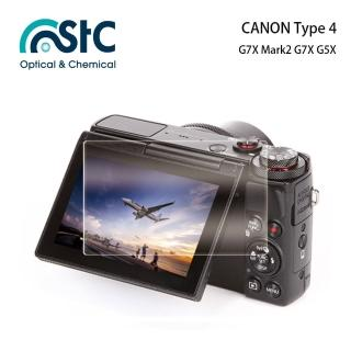 【STC】玻璃螢幕保護貼 CANON Type R(適用G7X Mark2 G7X G5X M6 G9X M2 M50)