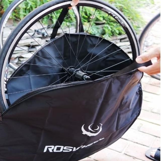 【May Shop】單車車輪收納包 收納袋(一組兩入)