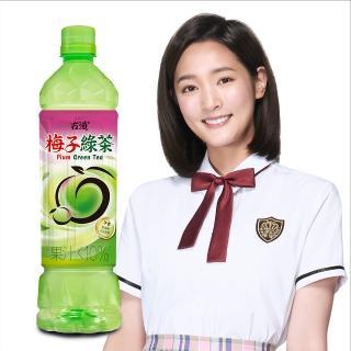【古道】梅子綠茶600ml*4瓶