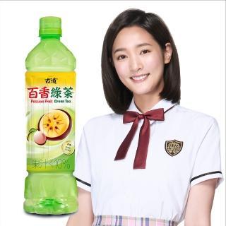 【古道】百香綠茶600ml*4瓶