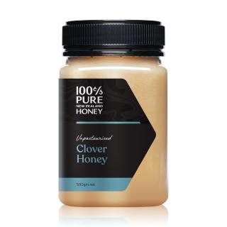 【紐西蘭恩賜】三葉草蜂蜜1瓶(500公克)