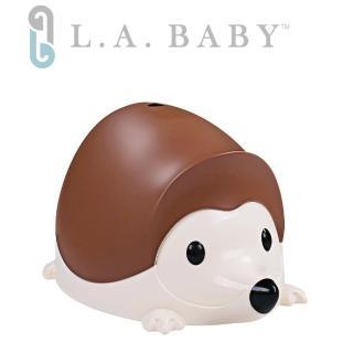 【L A BABY 美國加州貝比】幼兒學習便器-刺蝟造型