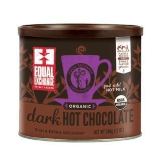 【大匠文創】公平貿易有機濃黑巧克力粉(340g)