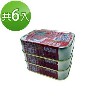 【同榮】辣味紅燒鰻(100g*6)