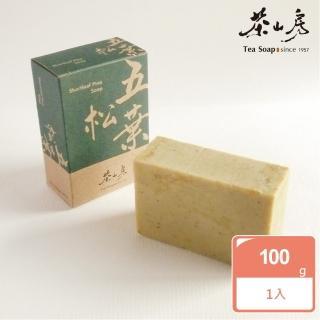 【茶山房手工皂】五葉松皂(Shortleaf Pine Soap)