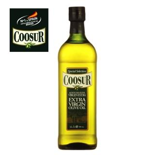 【Coosur山富】冷壓特級初榨橄欖油1000ml-米其林主廚推薦(初榨 特級 橄欖油 食用油)