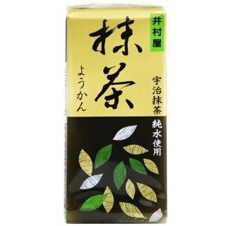 【井村屋】迷你羊羹-抹茶(58g)