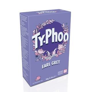 【Typhoo】英倫伯爵茶2gx20入-裸包(紅茶)