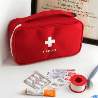 【JIDA】大容量多用途手提醫藥急救收納包(2色)