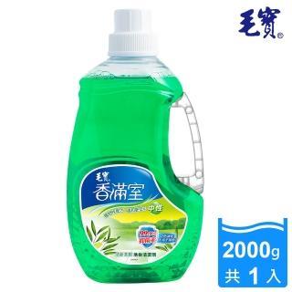【毛寶】香滿室地板清潔劑(清新茶樹 2000g)