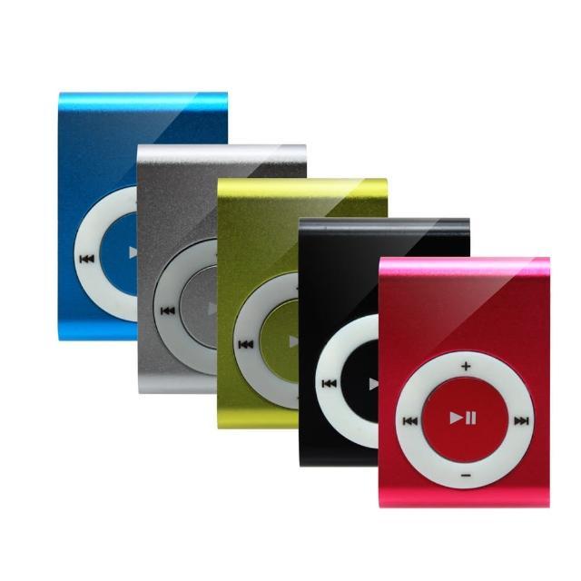 第六代蘋果夾子機 microSD插卡式 MP3隨身聽