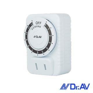 【Dr.AV】太簡單節能定時器(JR-1212)