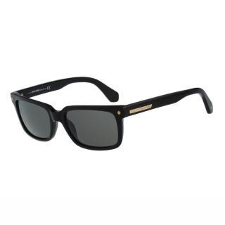 【Roberto Cavalli】-低調中性太陽眼鏡(黑色)