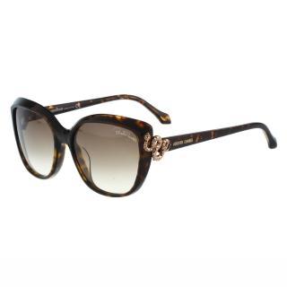 【Roberto Cavalli】-造型 太陽眼鏡(琥珀色)