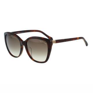 【Roberto Cavalli】-簡約太陽眼鏡(琥珀色)