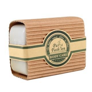 【Paris fragrance巴黎香氛】薰衣草精油手工香皂150g(薰衣草)