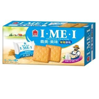 【義美】美味營養餅(205g/盒奶素)