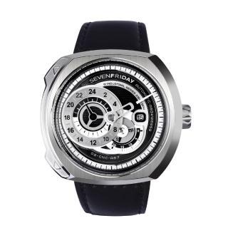 【SEVENFRIDAY】Q1/發源於瑞士蘇黎世的腕錶品牌(Q1)