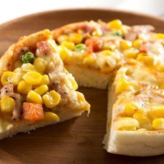 【豐郁軒】五吋夏威夷披薩(120g/片)