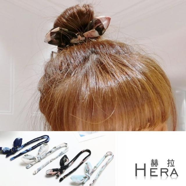 【Hera】兔耳朵花苞頭/丸子頭盤髮髮棒(八款)