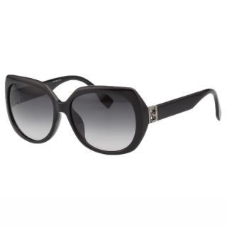 【FENDI】-時尚太陽眼鏡FF0047FS(黑色)