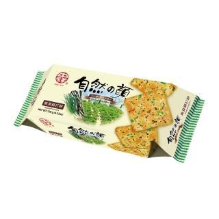 中祥 自然之顏紫菜蘇打餅乾310g