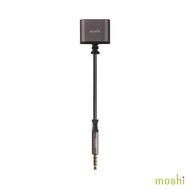 【Moshi】3.5mm Audio Jack Splitter 音訊分享器