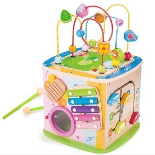 【Boby】多功能玩具百寶箱(幼兒教育玩具)