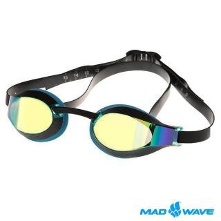【俄羅斯MADWAVE】成人泳鏡(X-LOOK RAINBOW)