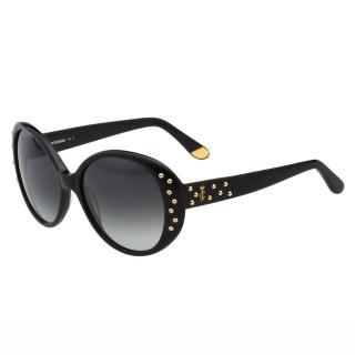 【Juicy Couture】-鉚釘 太陽眼鏡JUC560S(黑色)
