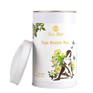 【B&G 德國農莊 Tea Bar】瑜珈養生花茶 中瓶(160g、茶葉散茶草本茶)