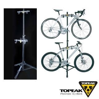 【TOPEAK】三腳立地型單車柱車架展示架 TwoUp TuneUp Bike Stand TW010
