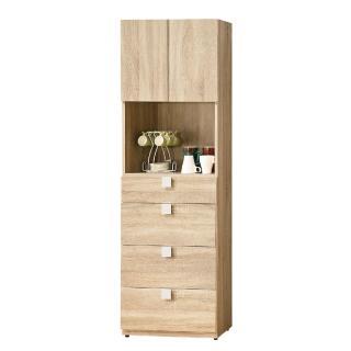 【AS】艾蓓夏2尺四抽收納櫃