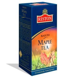【瑞斯頓Riston】楓糖風味茶1.5g*25入