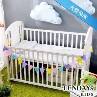 【TENDAYS】太空幻象嬰兒護脊床墊大單(5cm厚 記憶床)