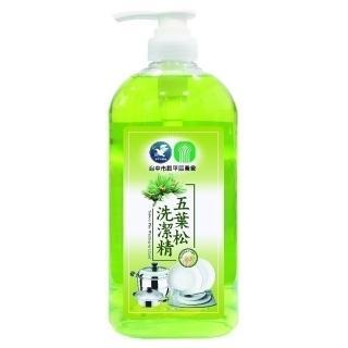 【和平區農會】五葉松洗潔精(1000mlx15瓶)
