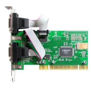 【伽利略】PCI 2 Port RS232 擴充卡(PTR02B)
