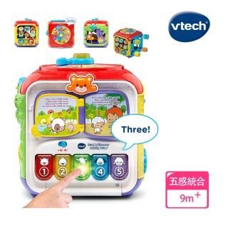 【Vtech】動物探索學習寶盒(快樂兒童首選玩具)