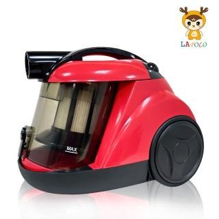 【LAPOLO】小辣椒氣旋筒式吸塵器(LA-6051)