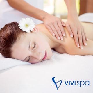 【VIVISPA】寵愛女人美胸暖宮舒壓spa(110分鐘)
