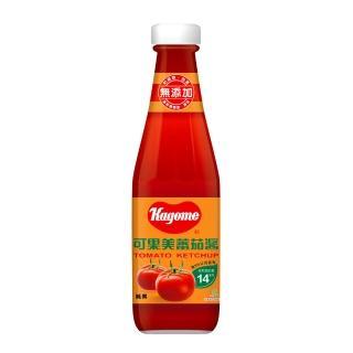 【可果美】蕃茄醬(340g)x2入
