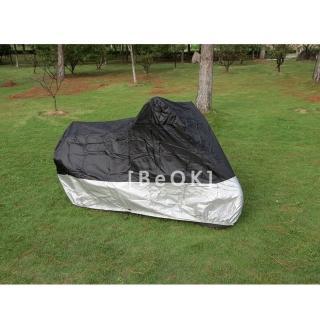 【BeOK】重機專用防水防塵防雨車罩 4L號 258*100*140