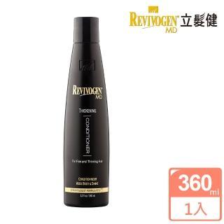 【REVIVOGEN立髮健】第三代強效茂密精華 強效豐厚護髮素(360ml)